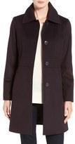 Kristen Blake Women's Wool Blend Walking Coat