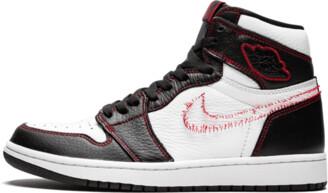 Jordan Air 1 Retro High OG 'Defiant Yellow' Shoes - Size 6