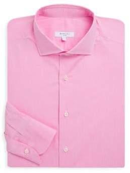 Boglioli Regular-Fit Cotton Dress Shirt
