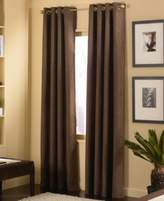 CHF CLOSEOUT! Cameron Faux-Suede Window Treatment Collection