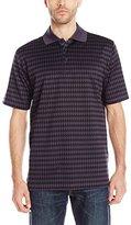 Bugatchi Men's Brunelle Golf Polo Shirt