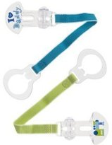 Mam Pacificier Clip 0+ / BPA free / GIRLS