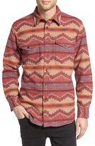 Pendleton Pinetop Jacquard Wool Shirt