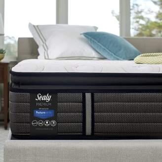 "Sealy Response Premium 14"" Medium Pillow Top Innerspring Mattress and Box Spring Mattress Size: California King, Box Spring Height: Standard Profile"