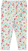 Ralph Lauren Girl Floral Stretch Jersey Legging