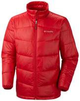Columbia Men's Gold 650 TurboDown Hooded Down Jacket