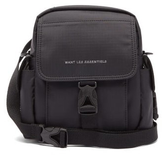 WANT Les Essentiels Gurion Econyl Ripstop Camera Bag - Black