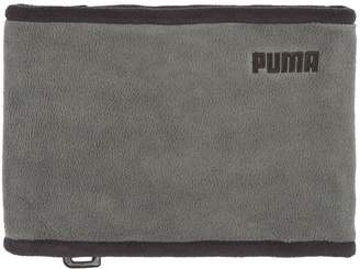 Puma Logo Fleece Reversible Neck Warmer