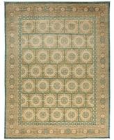 Solo Rugs Khotan Hand-Knotted Wool Rug