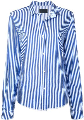 RtA Striped-Print Regular-Fit Shirt