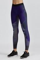 Ultracor Ultra High Silk Fractal Print Leggings