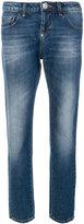 Philipp Plein fade effect jeans