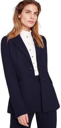 Damsel in a Dress Womens Isabella City Suit Jacket - Blue