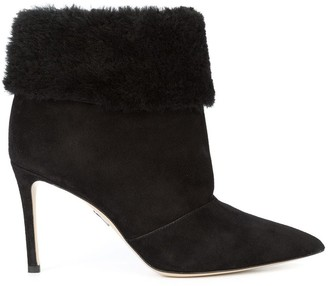 Paul Andrew pointed toe ankle boots