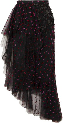 Rodarte 3/4 length skirts