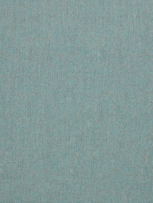 John Lewis & Partners Riley Plain Fabric, Teal, Price Band A