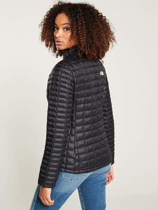 The North Face Thermoball Full Zip Jacket - Black