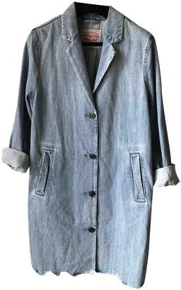 Levi's Cotton Coat for Women