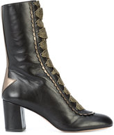Camilla Elphick Lace Me Up boots