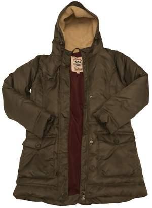 Pyrenex Khaki Polyester Jackets & Coats