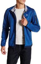 Champion Bonded Sport Knit Softshell Zip Jacket