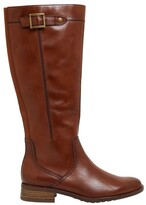 Thumbnail for your product : Jane Debster Irwin Mid Brown Glove Boots