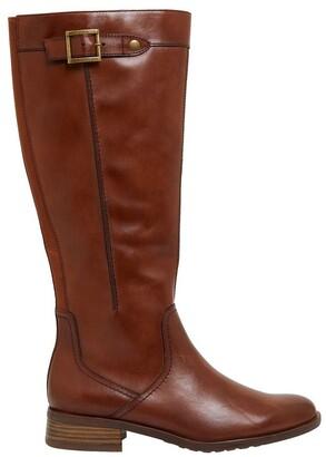 Jane Debster Irwin Mid Brown Glove Boots