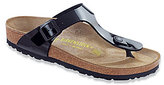 Birkenstock Women's Gizeh Patent Thong Style Slip-On Sandals