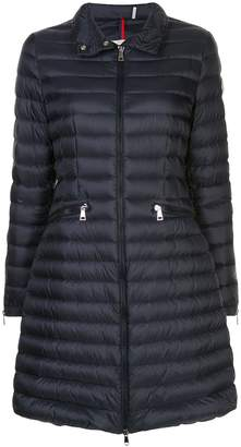 Moncler mid length padded jacket
