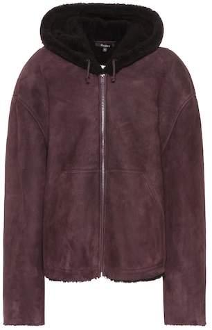 Yeezy Suede coat (SEASON 5)