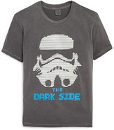 Junk Food Clothing Boy's The Dark Side Glow In The Dark Tee - Sizes 2T-4T
