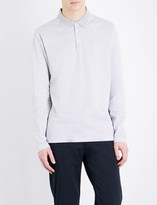 HUGO BOSS Cotton-jersey polo shirt