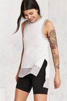 Silence & Noise Silence + Noise Kelly High/Low Tunic Tank Top