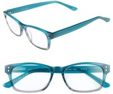 Corinne McCormack Women's Edie 47Mm Reading Glasses - Green