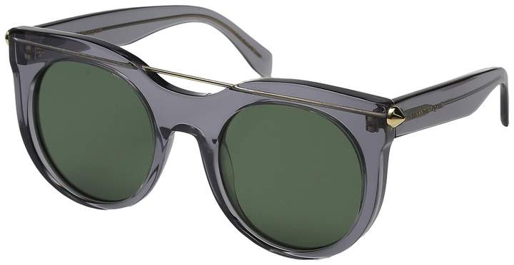 Alexander McQueen AM0001S Fashion Sunglasses
