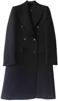 Gianfranco Ferre Brown Wool Coat for Women