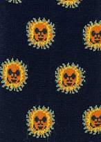 Paul Smith Men's Navy Sun Motif Socks