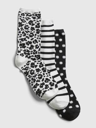 Gap Crew Socks (3-Pack)