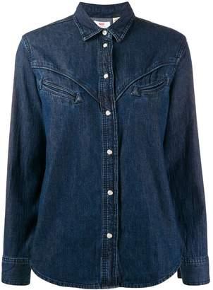 Levi's button-up shirt