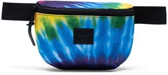 Herschel Fourteen Rainbow Tie Dye Belt Bag