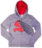 Puma Boys' Big Cat Zip Hoodie - Little Kid