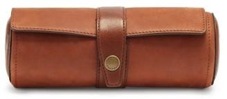 Brunello Cucinelli Leather Watch Holder - Brown