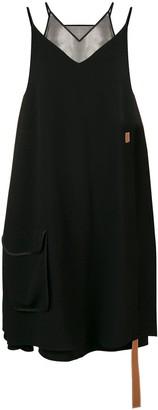 Loewe Trapeze layered dress