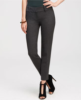 Ann Taylor Double Cloth Ankle Pants