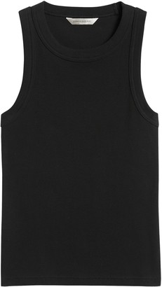 Banana Republic Fitted Ribbed Tank