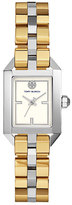 Tory Burch Dalloway Two-Tone Bracelet Watch
