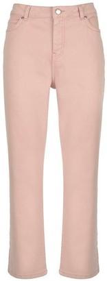Mint Velvet Meribel Apricot Straight Jean