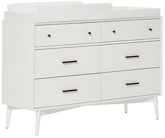 Pottery Barn Kids west elm x pbk Mid-Century 6-Drawer Changing Table