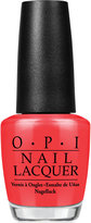 OPI Nail Lacquer, Aloha From