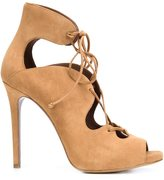 Tabitha Simmons 'Reed' sandals - women - Suede - 38.5